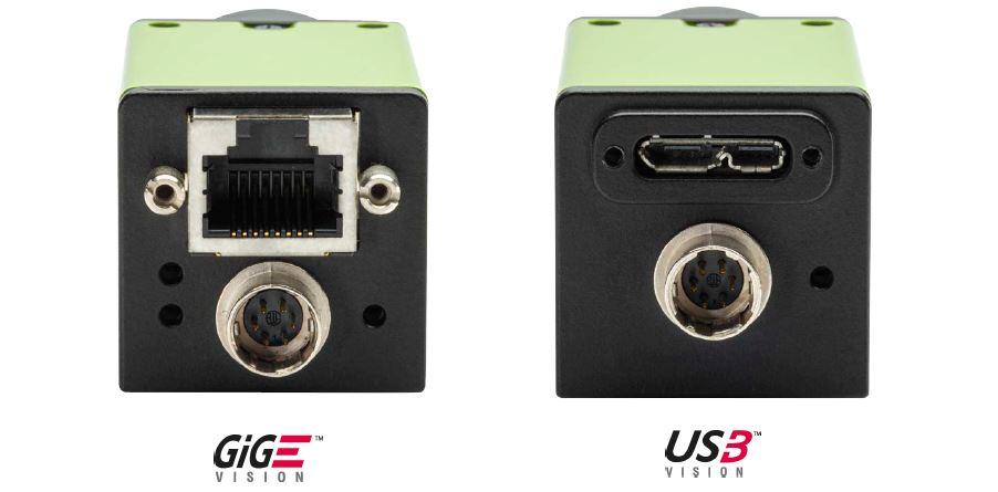 Caméras Industrielles Go-X de JAI