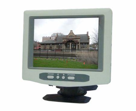 Moniteur vidéo sur mesure