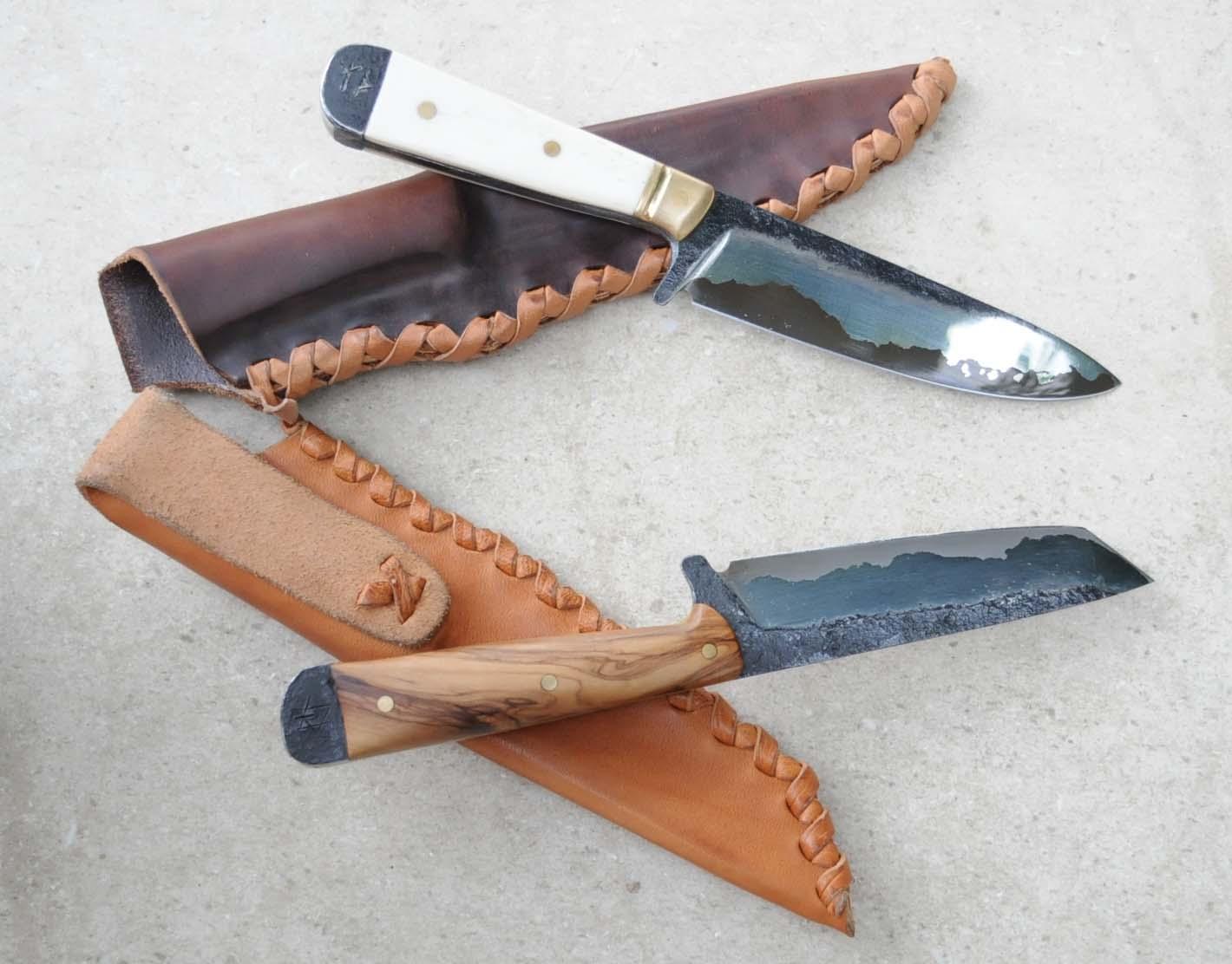 Kampfmesser integral
