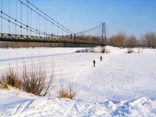 На Белой у моста