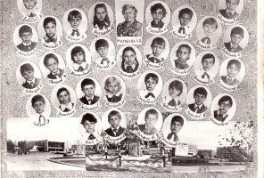 Матвеева Елена Дмитриевна  с учениками