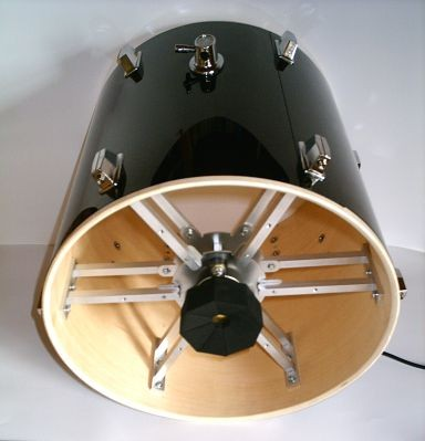 bass drum trigger custom electronic drums e drum parts. Black Bedroom Furniture Sets. Home Design Ideas
