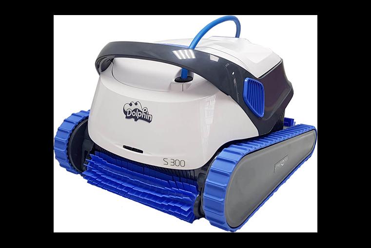 Robot pulitore per piscine Dolphin S 300