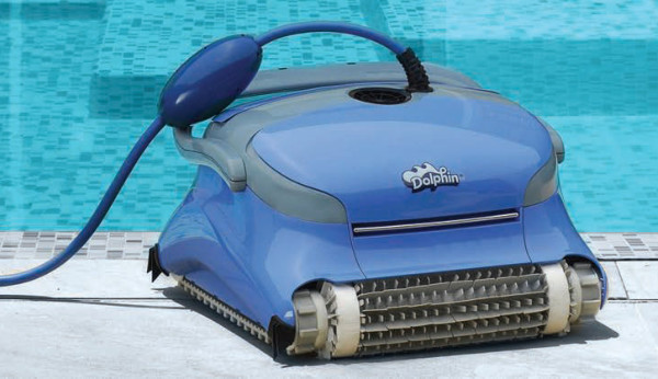 Robot pulitore per piscine Dolphin M250