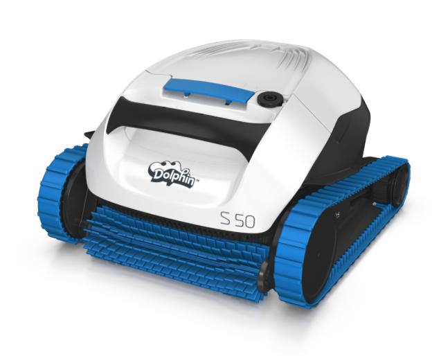 Robot pulitore per piscine Dolphin S50