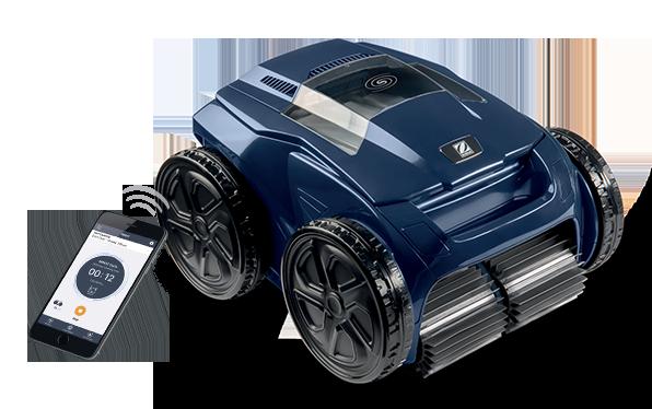 Robot pulitore per piscine Zodiac RA 6700 iQ