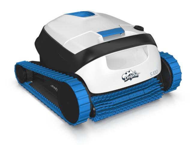 Robot pulitore per piscine Dolphin S 100