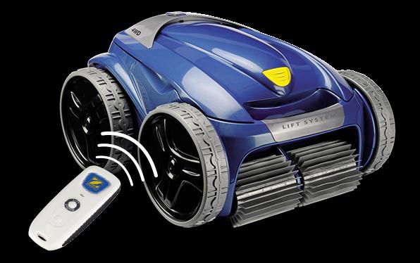 Robot pulitore per piscine Zodiac RV 5600 Vortex PRO 4 WD