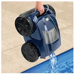 Robot pulitori elettrici per piscine Zodiac