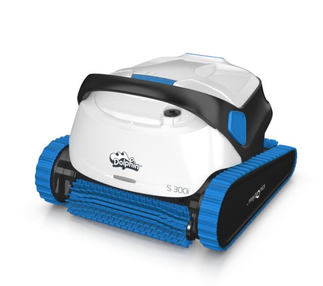 Robot pulitore per piscine Dolphin S 300i