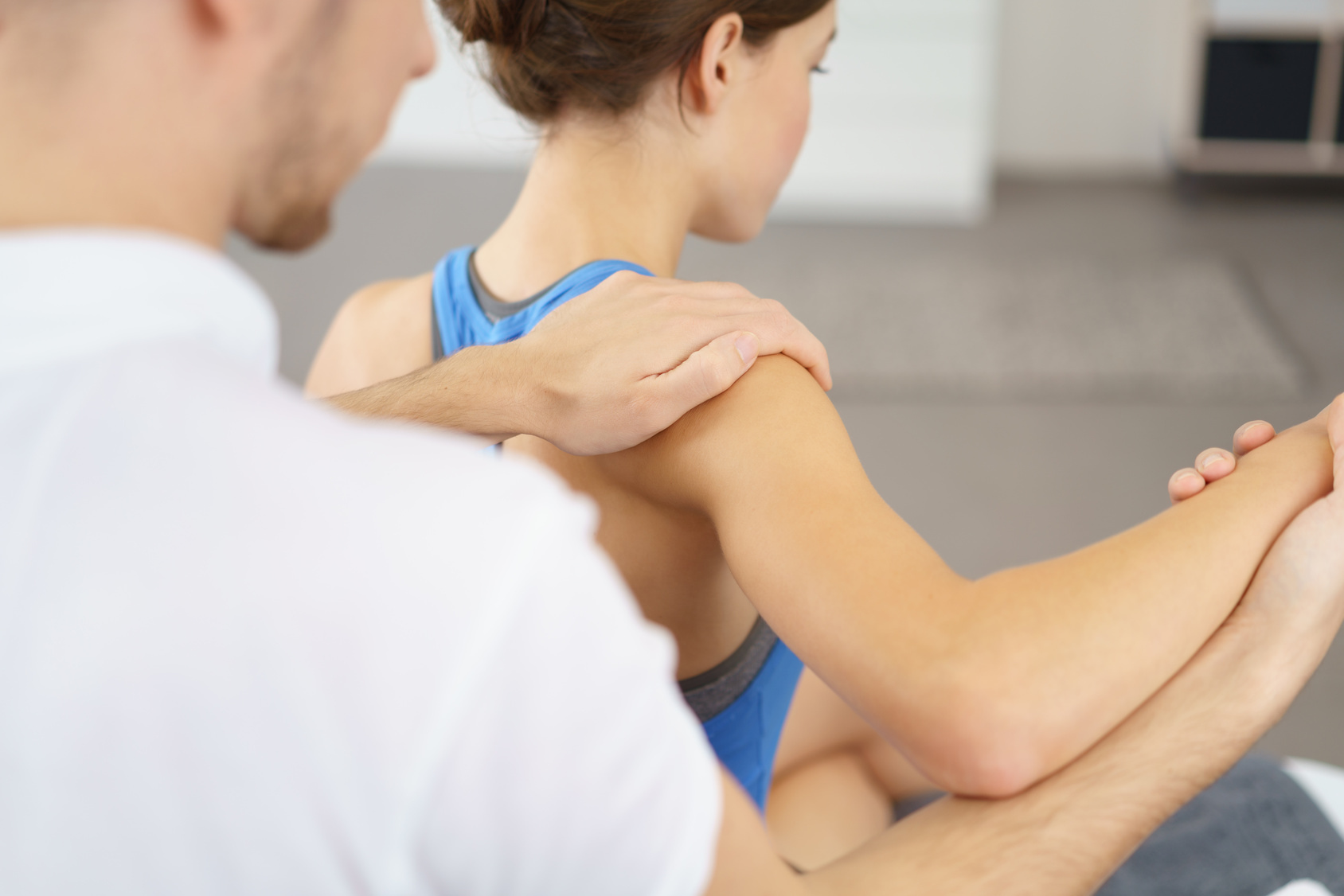 Manuelle Therapie Schulter