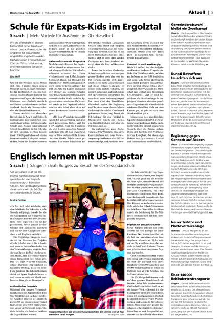 Bericht Volksstimme. Um zu lesen nachfolgend PDF herunterladen.