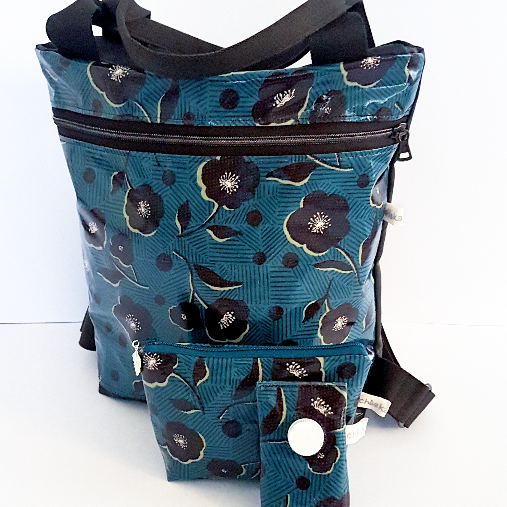 2in1 Bag, Necessaire & Kaugummitäschli