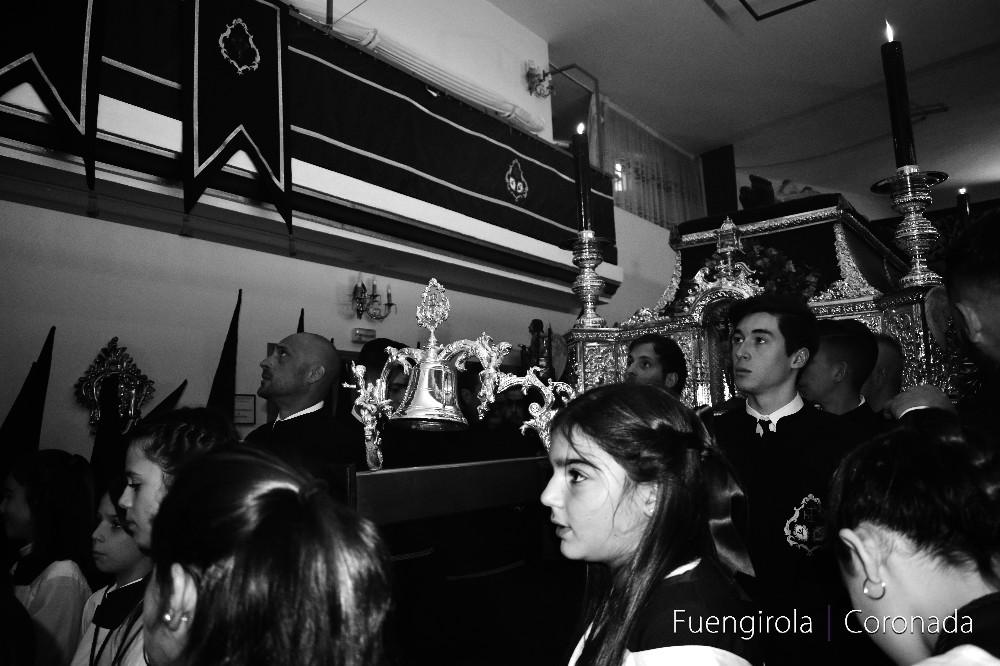 Foto: Cofradía del Yacente