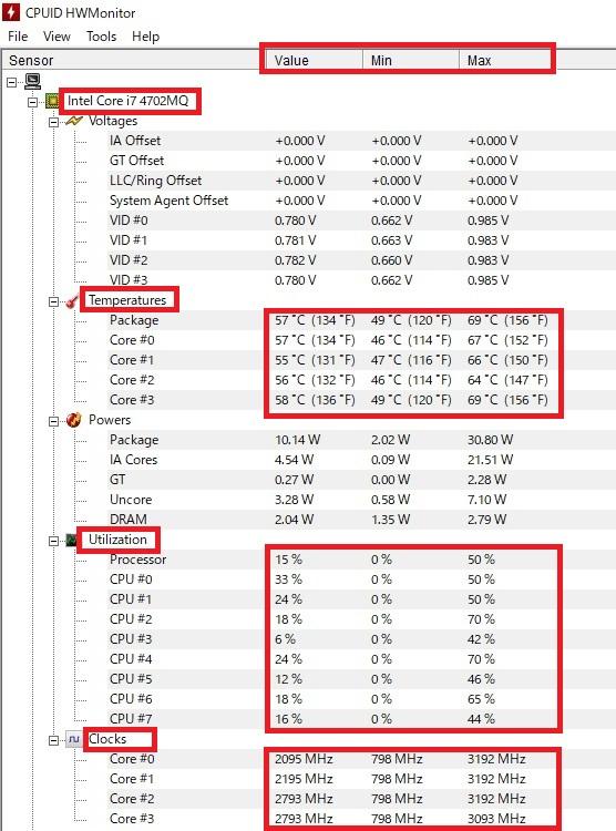 YouTube、Netflix、回線速度計測同時実行時の改造PCのCPU温度等
