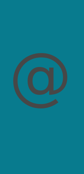 E-Mail-Zeichen at