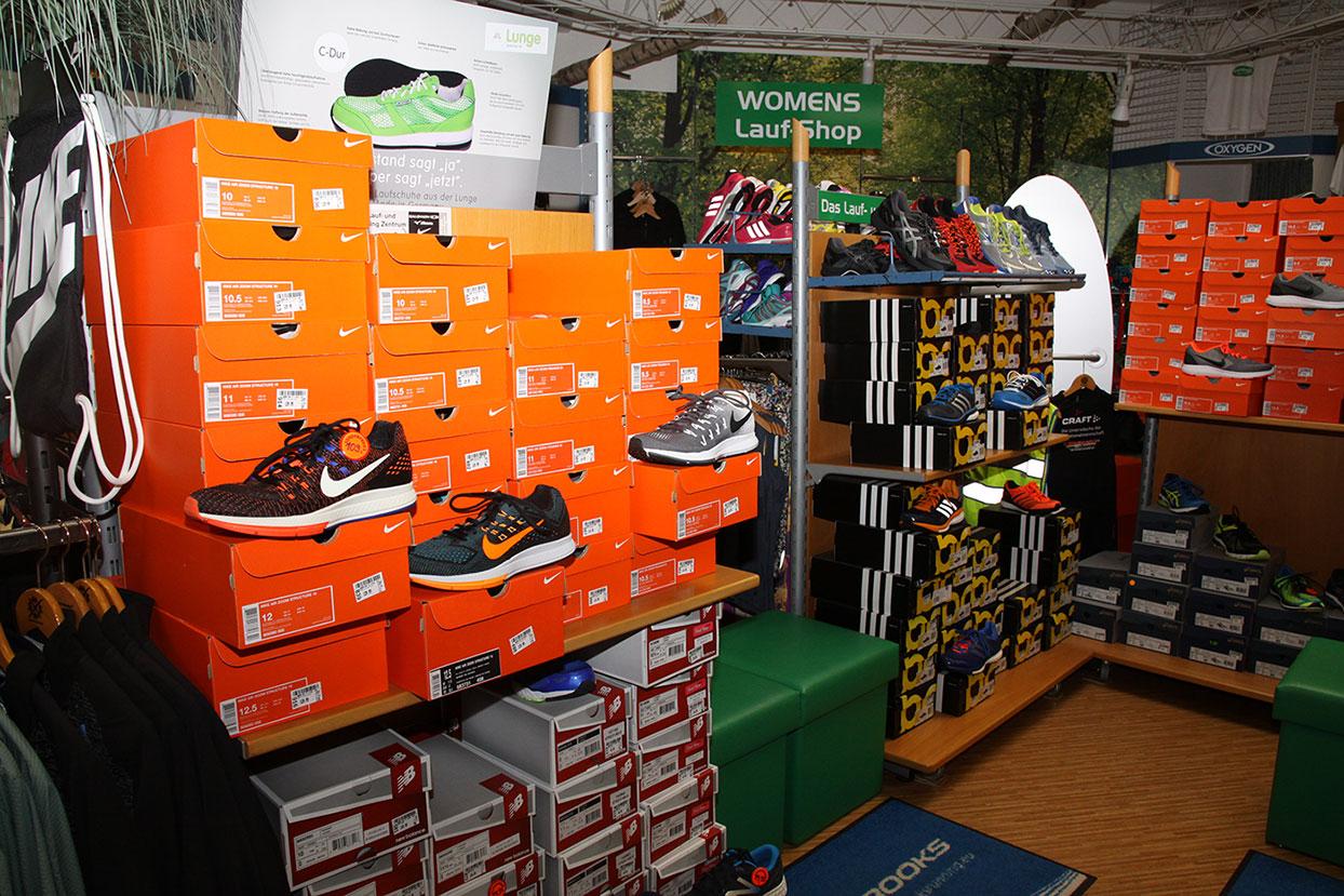 Große Auswahl an Running Schuhen bei Sport Beck