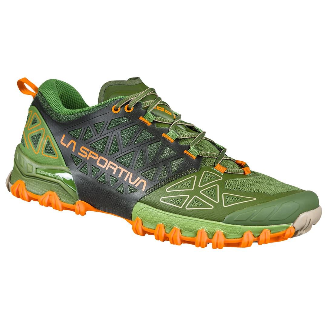 La Sportiva Bushido II Kale / Tiger, Trail Running Herrenschuh 155,00