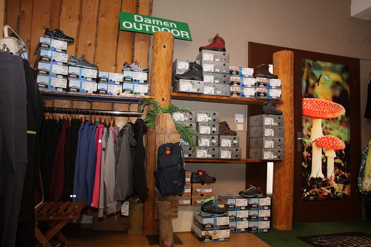 Outdoor-Schuhe zum Wandern, Hiken, Wanderschuhe fürs Trekking