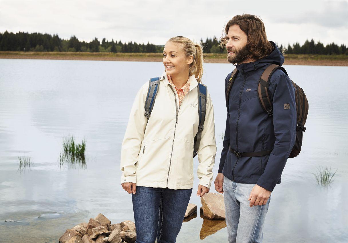Sport-Beck in Zell hat die aktuelle Wandermode und Outdoor-Ausrüstung