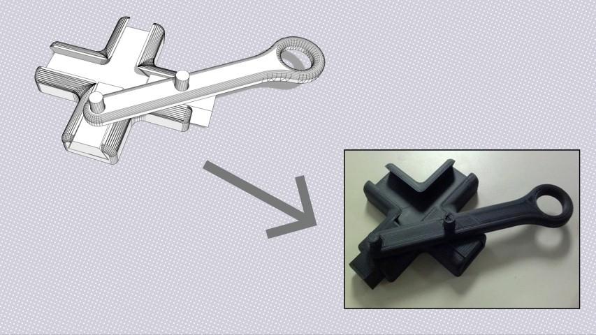 Sketchup STL impresora 3D