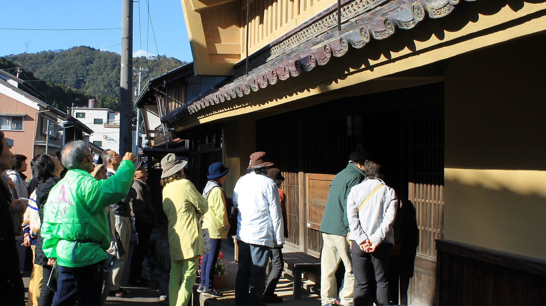 今庄宿観光ガイド(京藤甚五郎家)
