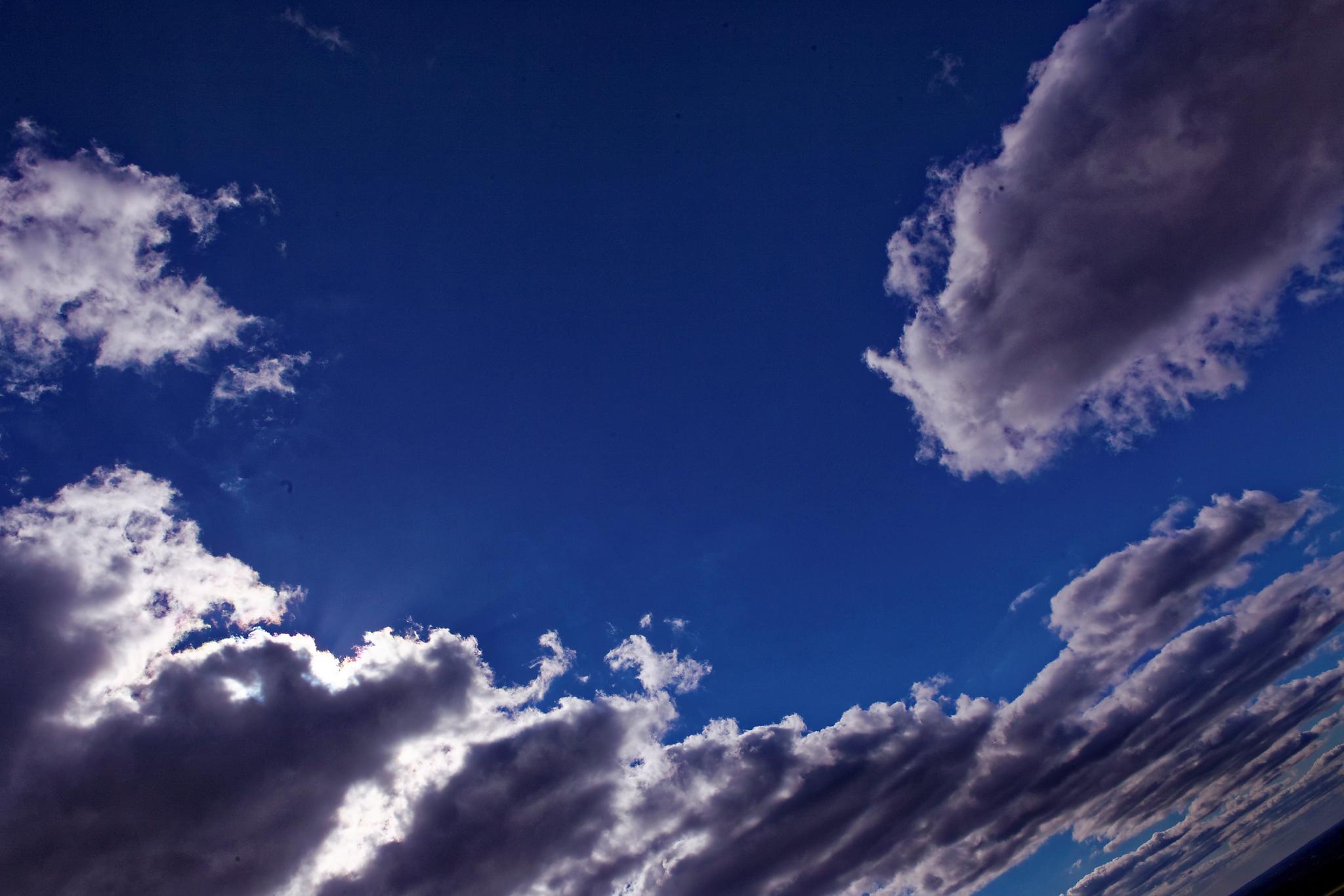 Der Himmel über Neuenbeken