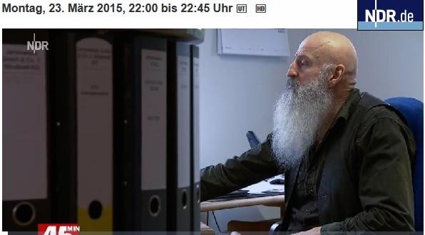 Windiges Geld - NDR-Reportage vom 23.03.2015