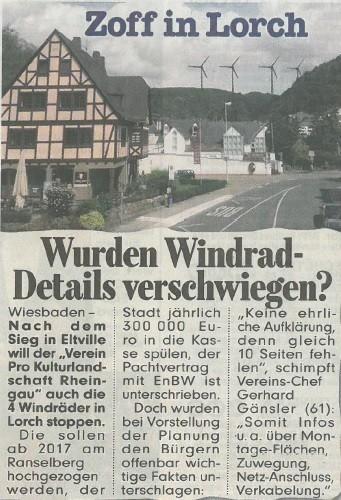 Bildzeitung v. 07.10.2015