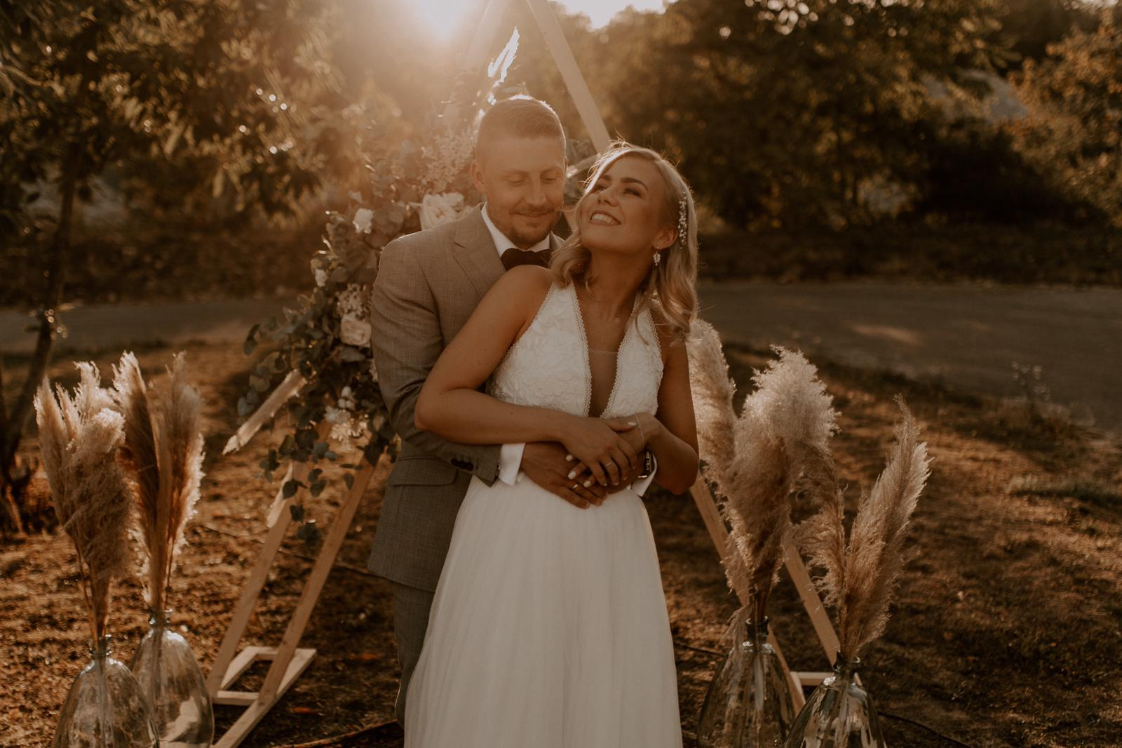 Real Wedding: Jessica & Eduard