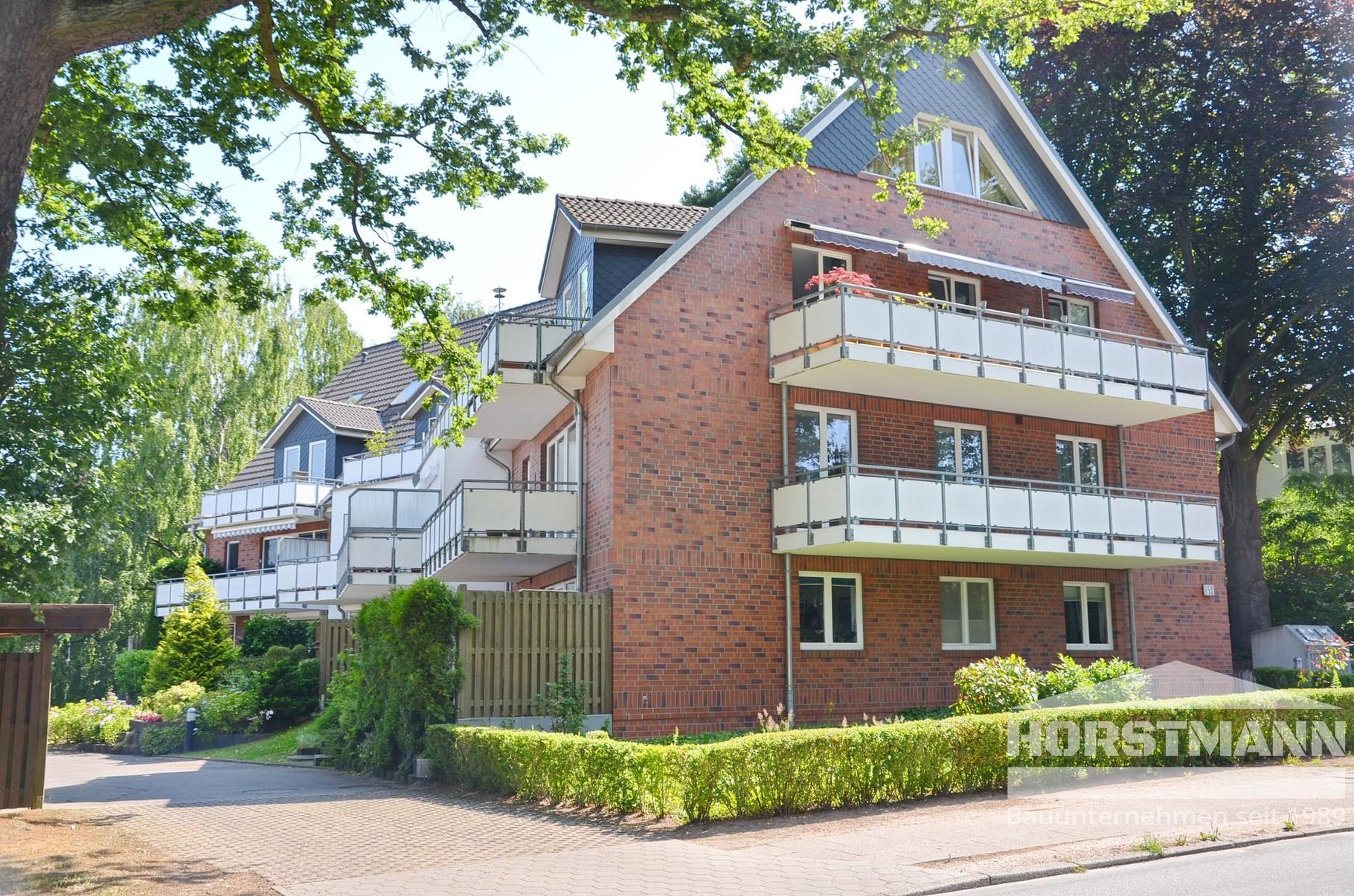 Mehrfamilienhaus - Hamburg-Rissen - Baujahr 2003 - 12 Wohneinheiten