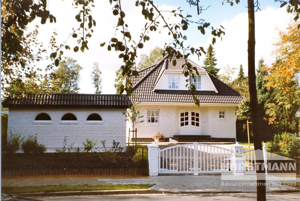 Einfamilienhaus - Ahrensburg - Baujahr 1992