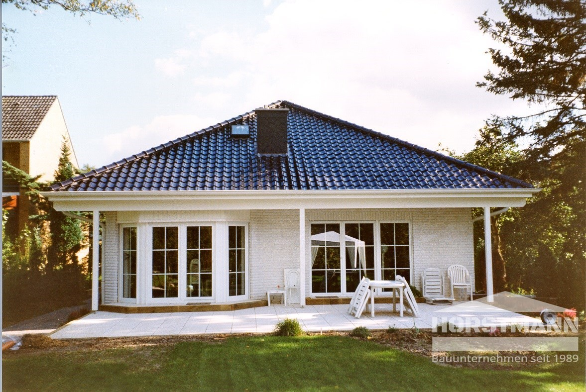 Einfamilienhaus - Hamburg-Bergstedt - Baujahr 1993