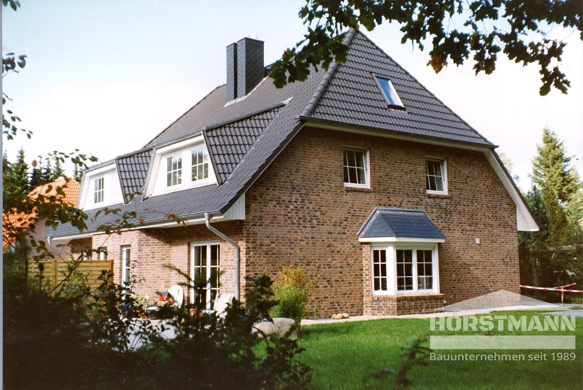 Doppelhaushälfte - Lemsahl-Mellingstedt -  Baujahr 1994