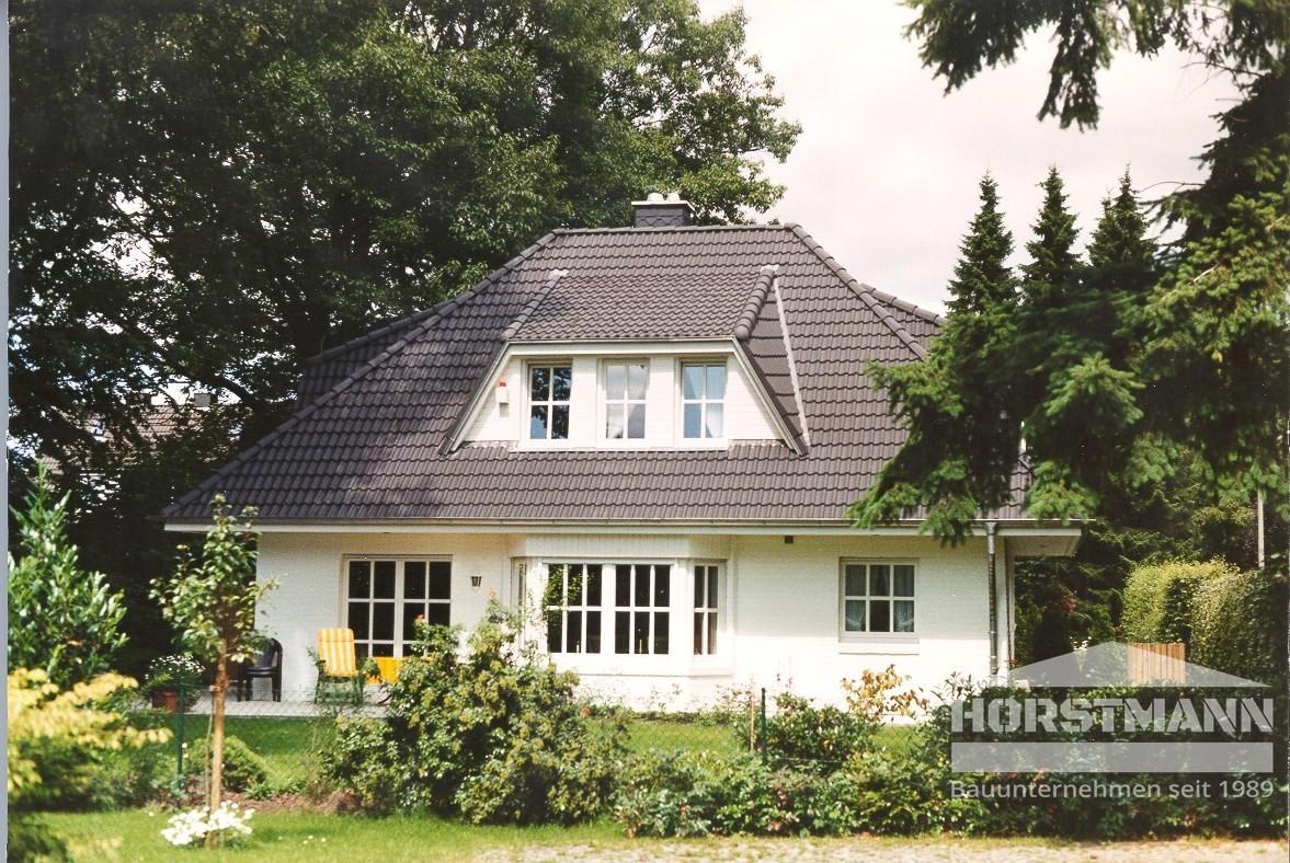 Einfamilienhaus - Hamburg-Duvenstedt - Baujahr 1993