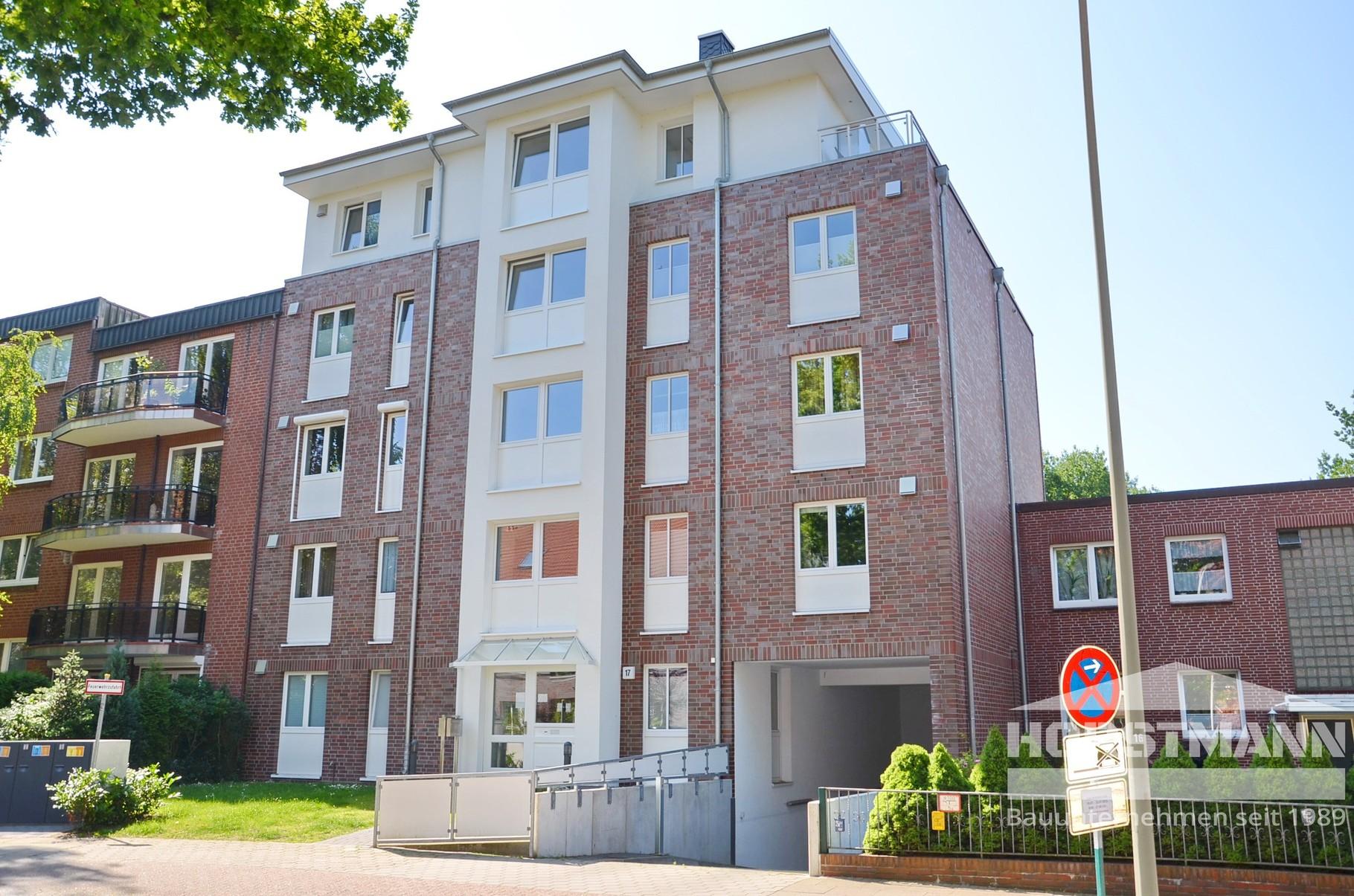 Mehrfamilienhaus - Hamburg-Rissen - Baujahr 2012 - 8 Wohneinheiten