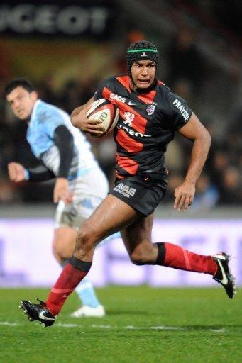 Thierry Dussautoir en pleine action !