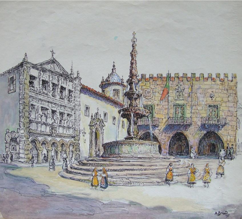 Viana do Castelo, Portugal 1971 André Aaron Bilis