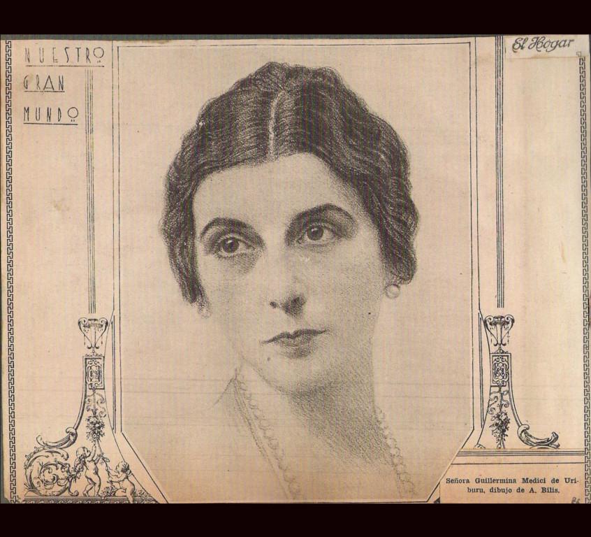 El Hogar, Argentine 20 juillet 1923