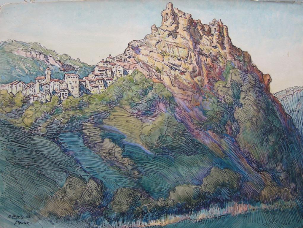 Penne 1952 André Aaron Bilis