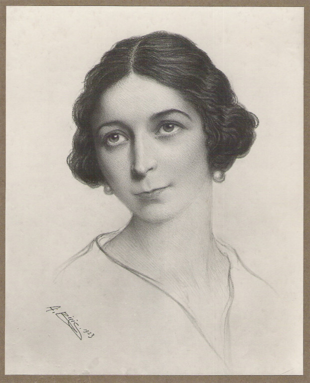 Señora Suzana del Camielo do Mitre 1923