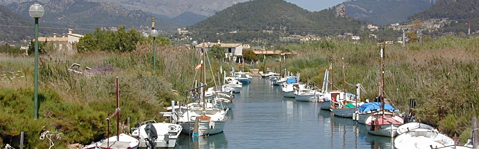Boote vor Anker
