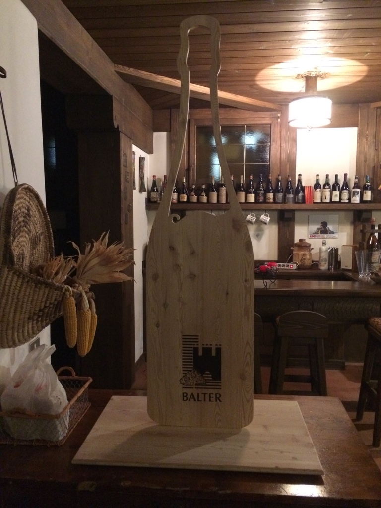 Lampdada Balter Trentodoc alta 150 cm