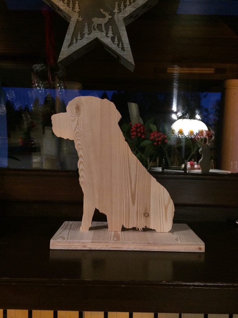 Lampada Labrador