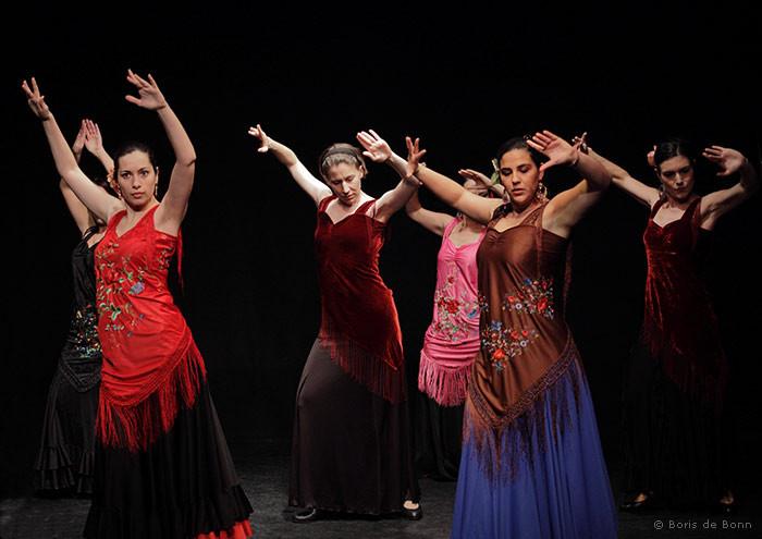 Flamencotanz Tarantos