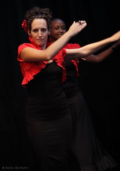 Flamencotanz Tangos de Triana