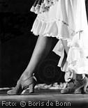 Flamencotanz, zapato flamenco/SW-Foto by Boris de Bonn