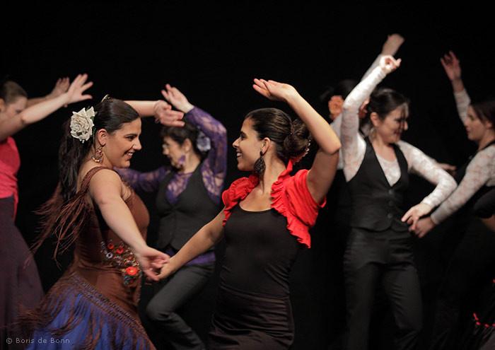 Sevillanas-Tanz