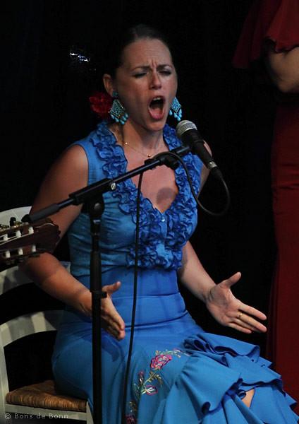 Sängerin Felicia