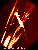 Manos flamencos como en el fuego, Hände von Flamencotänzerin wie im Feuer, Foto by Boris de Bonn